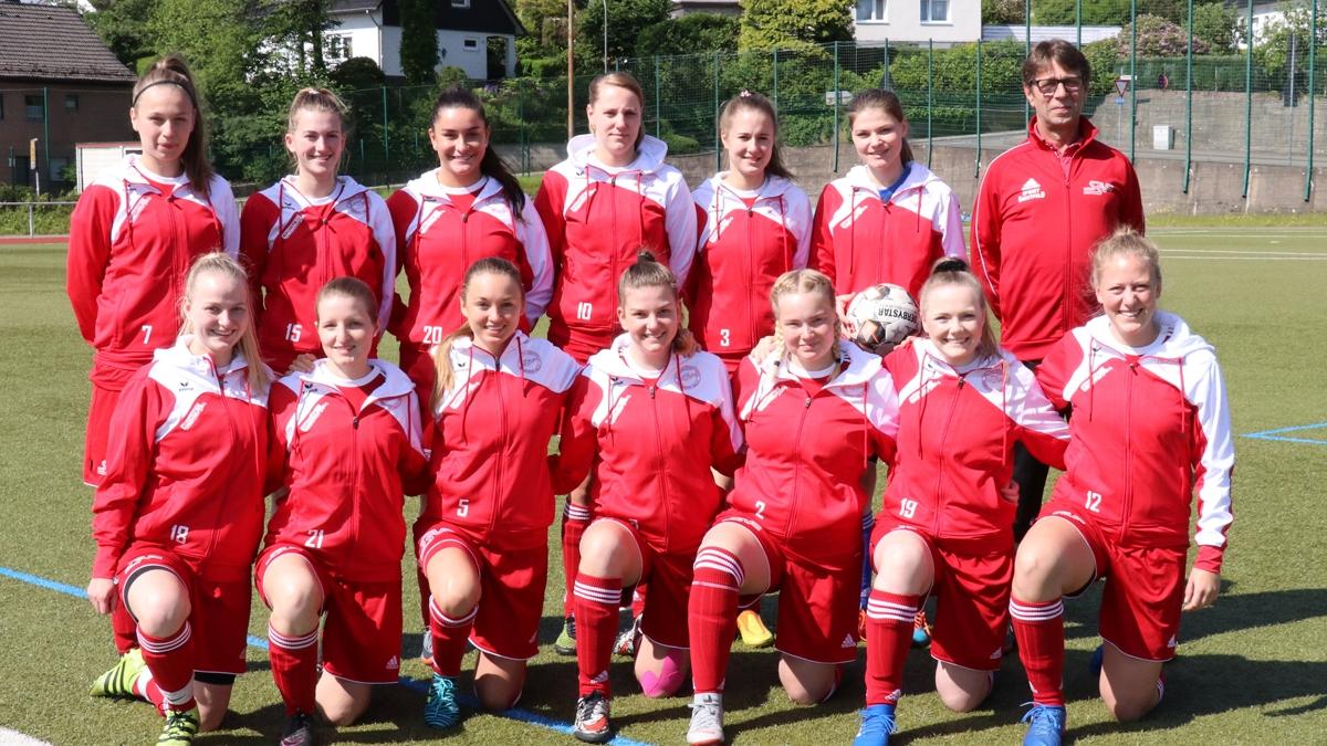 Fußball-Damen des SSV Marienheide