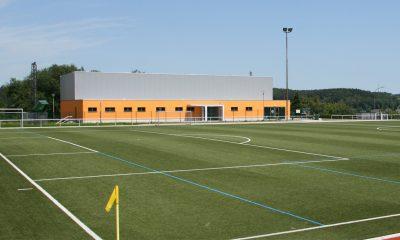 Sportplatz des SSV Marienheide an der Jahnstraße