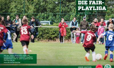 F- und E-Junioren spielen in der FairPlayLiga